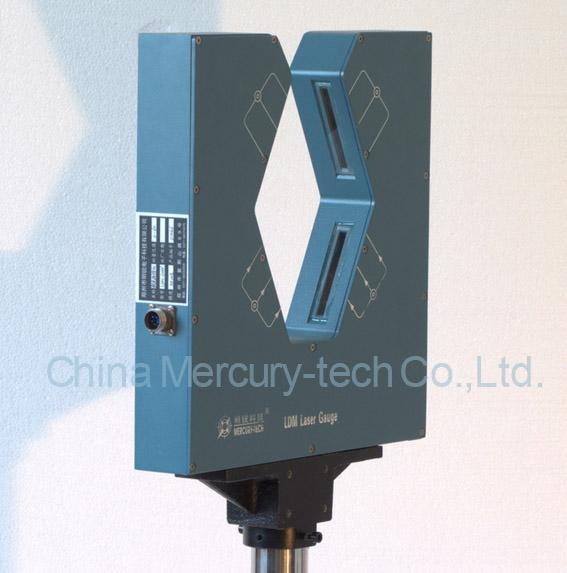 dual axis laser diameter gauge-Zhengzhou Mercury-tech Co.,Ltd.